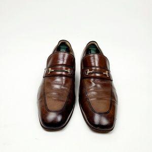 Gucci Horsebit Leather Loafers SZ europ 41.5  US 8